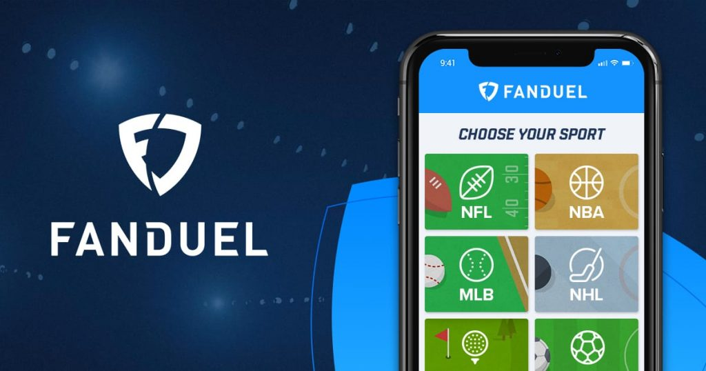 FanDuel app to play on your mobile
