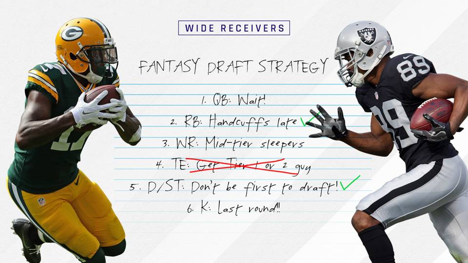 fantasy sports strategies